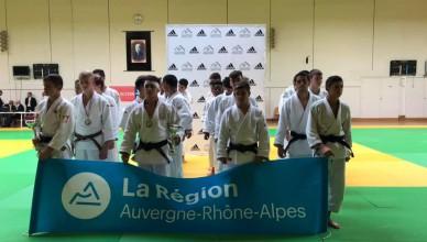 Championnat AURA cadets 5 octobre 2019