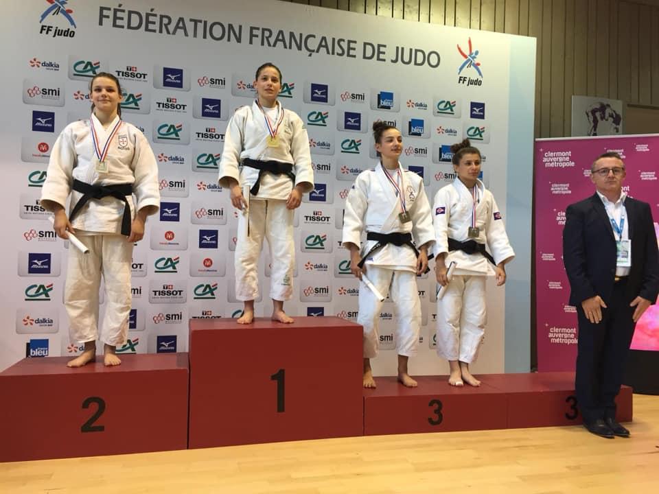 Championnat de France 2ème div  2019Lisa Richard