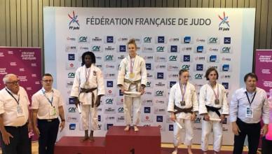 Championnat de France Cadet Espoir 2019 Mathilde Agier