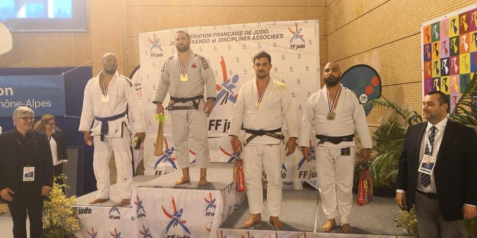 Championnat de France Ne Waza 2019 Corentin et Mickaël