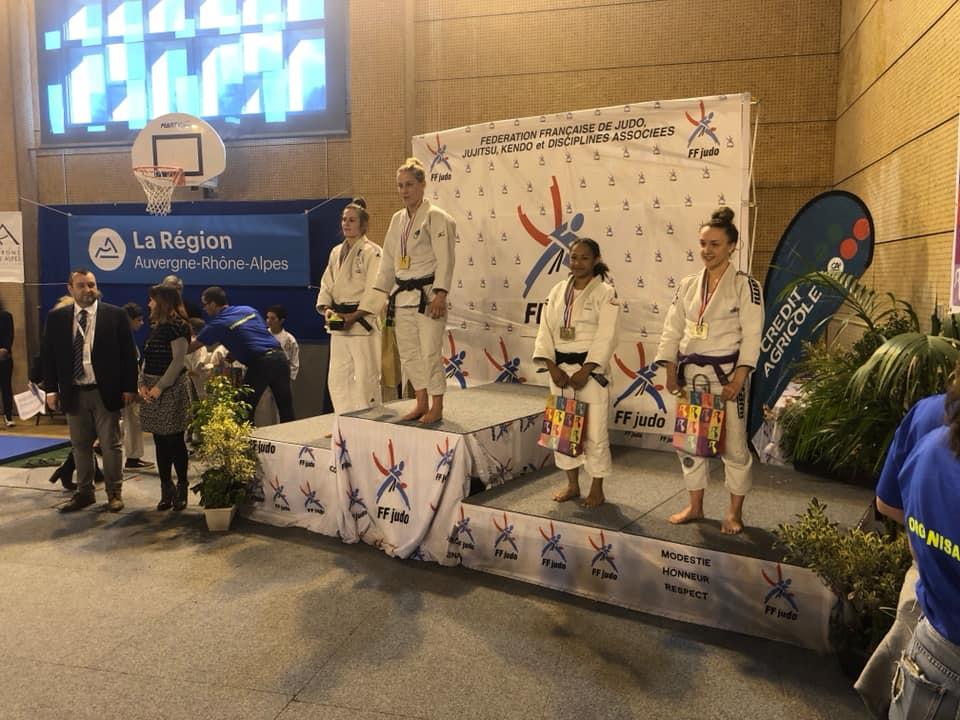 Championnat de France Ne Waza 2019 Océane