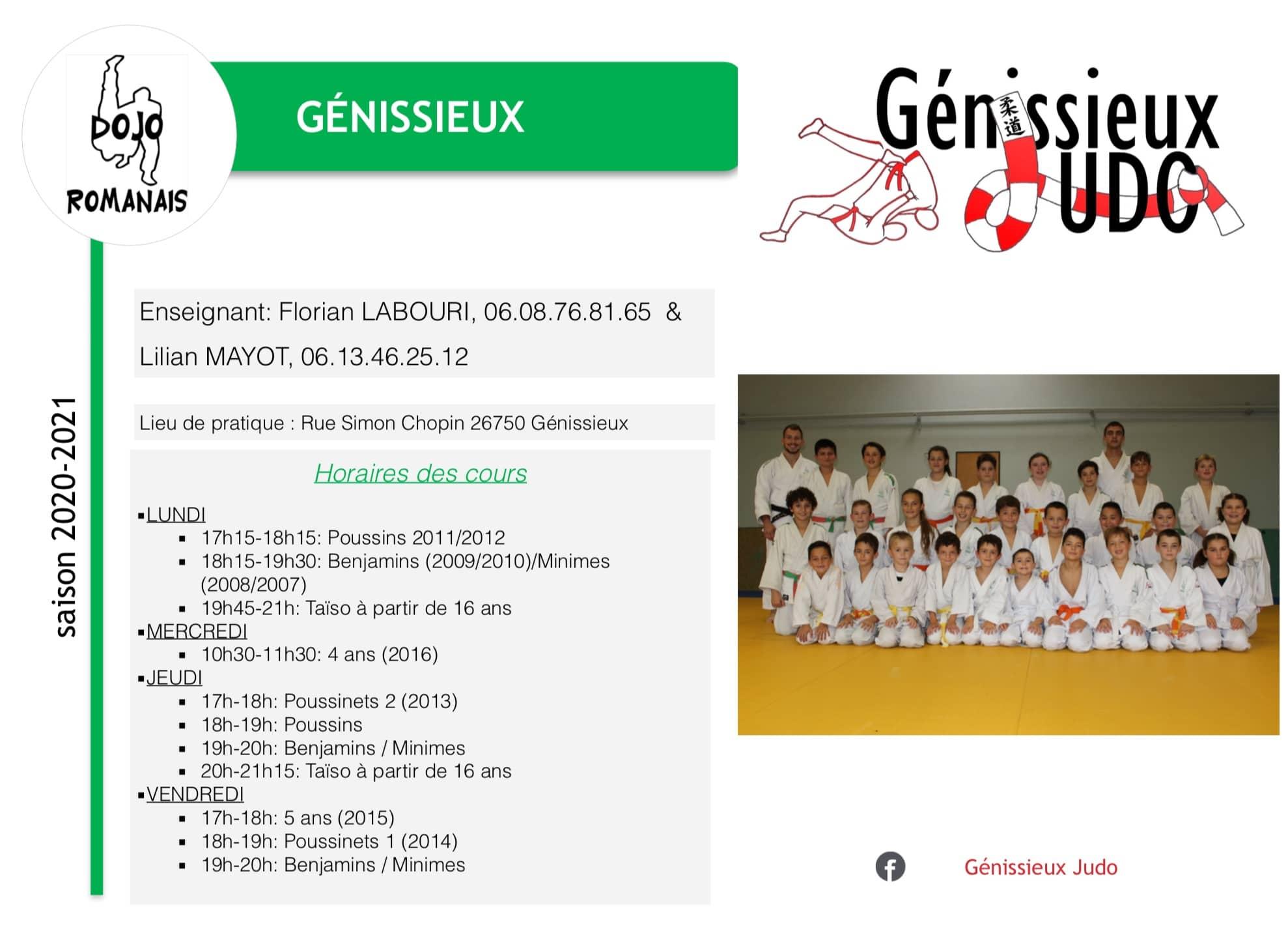 Genissieux 2020 21