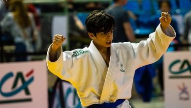 Ismael Grirane championnat de France minime 2019 judo TV