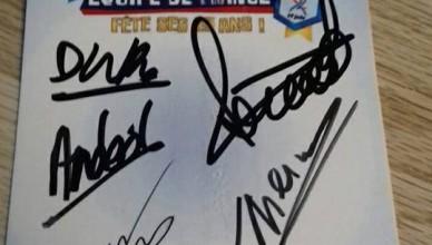 Mercredi signatures
