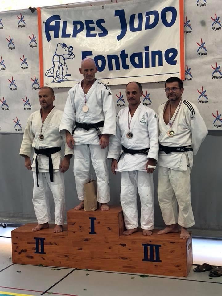 Olivier tournoi de Fontaine 2018