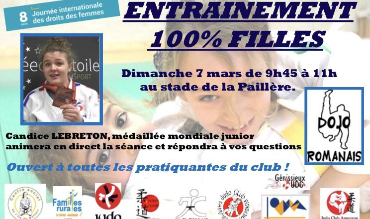 entrainement 100% FILLES-candice-lebreton