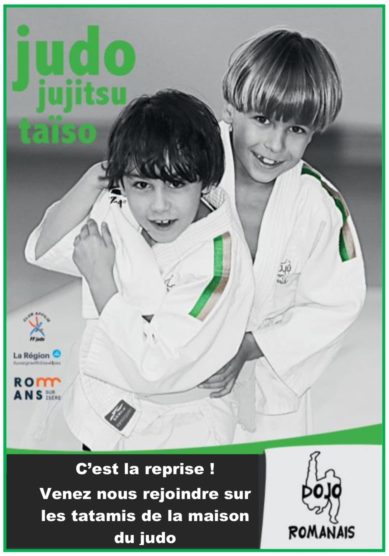 reprise judo 2020